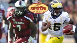 Outback Bowl 2013
