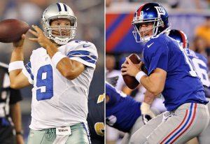 Giants vs. Cowboys