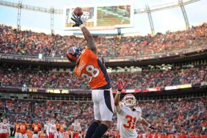 Demaryius Thomas Broncos