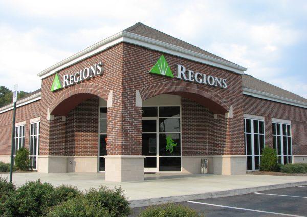 Regions Bank Locations