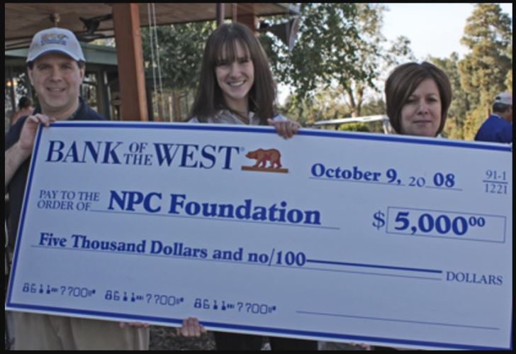 bank of the west routing number