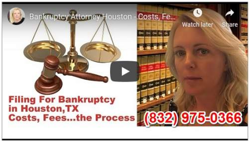 how to file for bankruptcy in houston texas