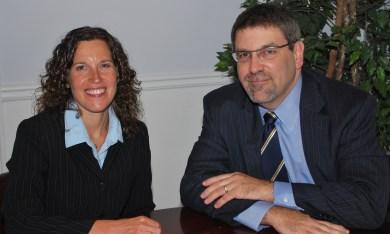 Susan Blum and Jonathan Ginsberg