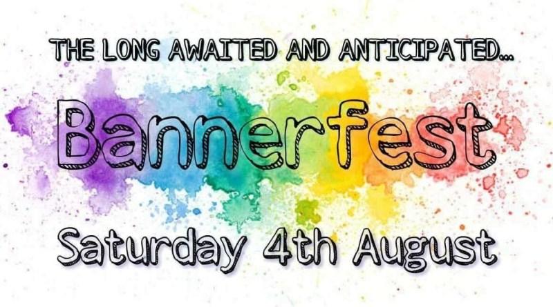 It's Bannerfest Time Again!