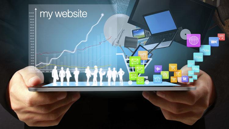 Benefit of a website