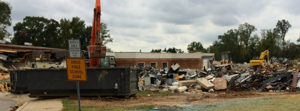 Renovations at RCF ES