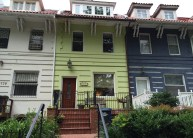 WalkScore 96! Adams Morgan Townhome With Backyard Oasis For Rent