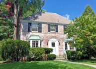 Classic Colonial in Somerset/ West Chevy Chase Neighborhood