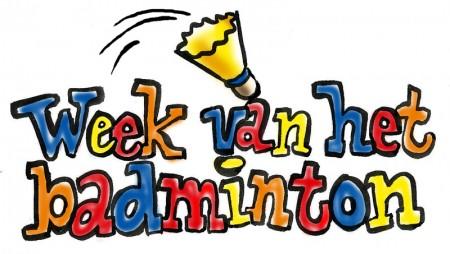 Week van het Badminton