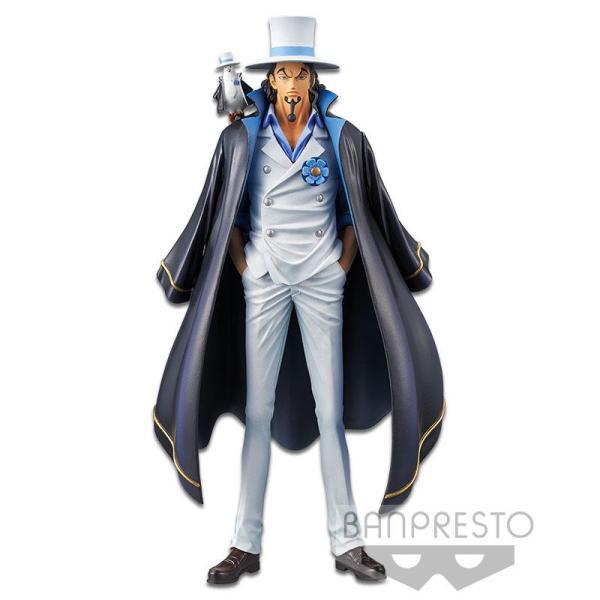 Figura Rob Lucci de One Piece
