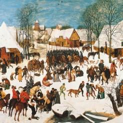 Le massacre des innocents, 1565