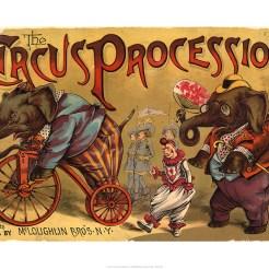 CircusProcessionElephants1888_15081816_40x50