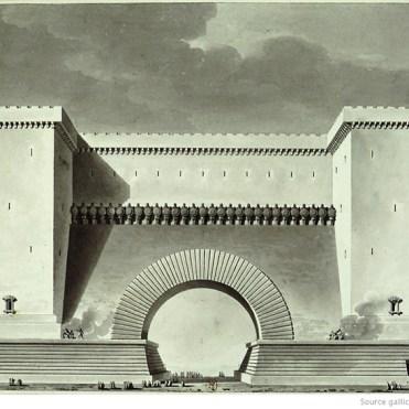 Etienne-Louis Boullée, Banque de l'image