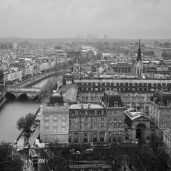 Panorama de Paris, Banque de l'image