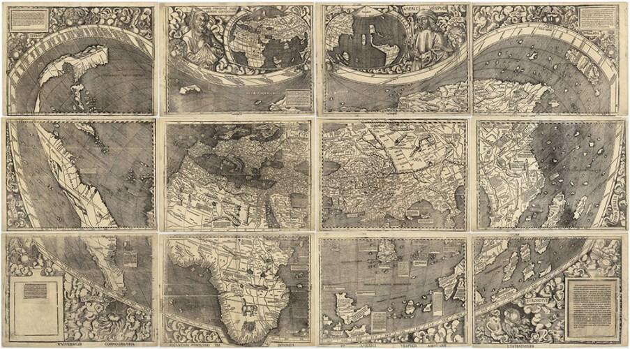 Martin Waldseemuller, 1507