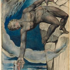 Antaeus setting down Dante and Virgil in the Last Circle of Hell ©google art project