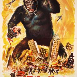 King Kong, 1933, Merian C. Cooper, Ernest B. Schoedsack