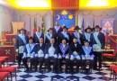 A∴R∴L∴S∴ Fraternidade Templária Nº 4394 realiza Sessão Magna de Iniciação