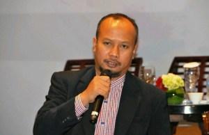 Ketua Pengurus Harian YLKI, Tulus Abadi. (doc.BantenNews)