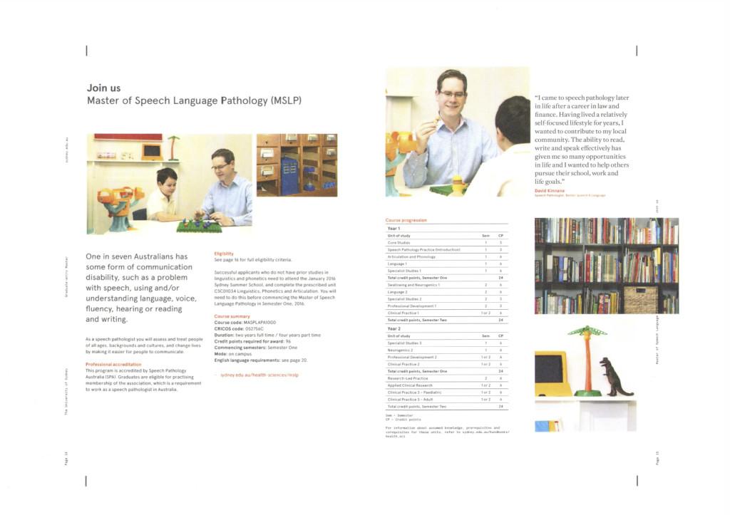 Sydney University GEM Study Guide 2016