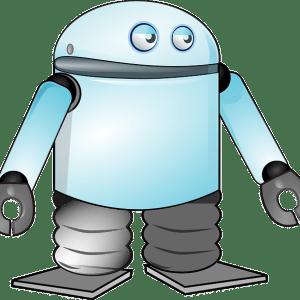 Robot Talking Social Story