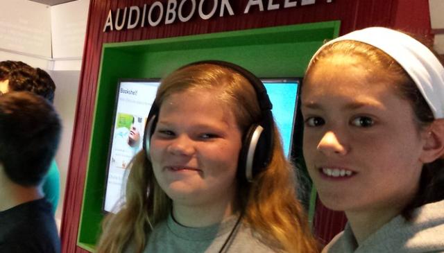 Audiobooks Years 2-6