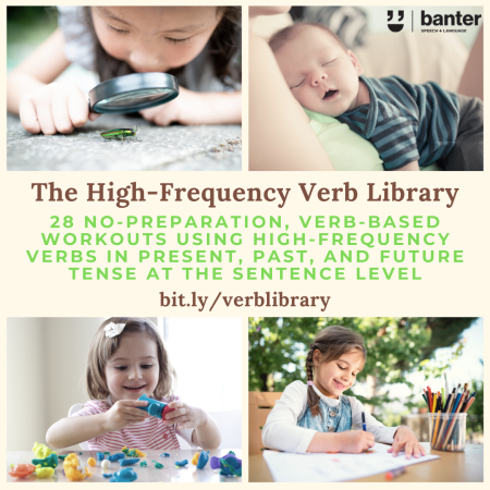 The High-Frequency Verb Library