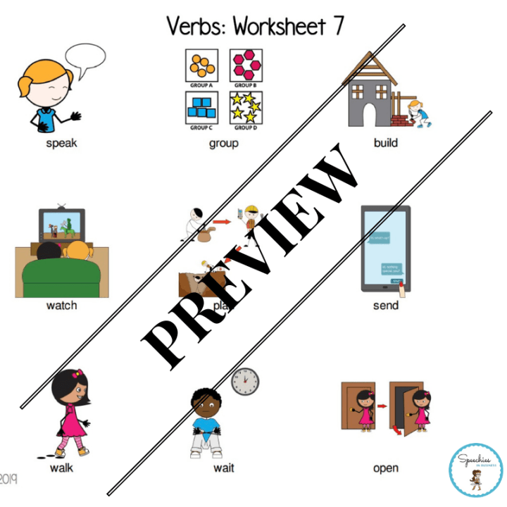 Barrier Task Verbs 1