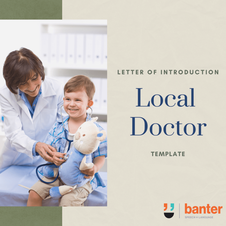 Doctor Letter of Introduction