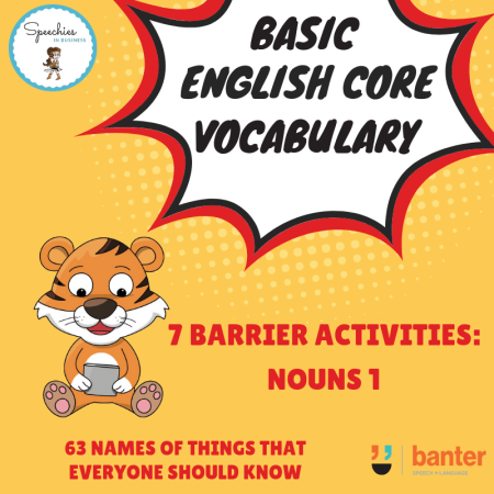 Nouns Barrier Activity