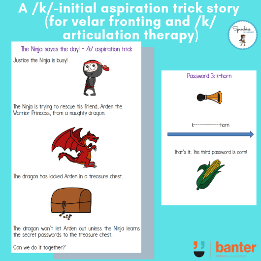 The _k_ aspiration trick story (1)