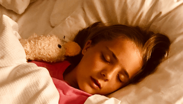 Why enough sleep is essential for speech and language learning