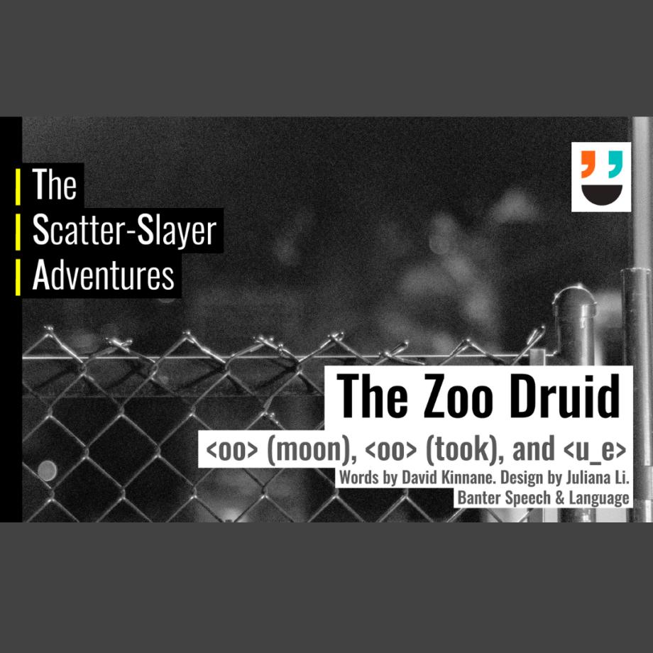 The Zoo Druid