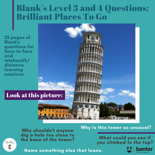 Level 3 and 4 Brilliant Places Picture Resource