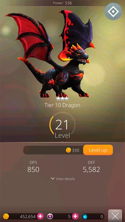 Dragon Sky Tier 10