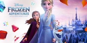Portada del juego Frozen Adventures