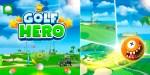 Se abre el registro al juego Golf Hero