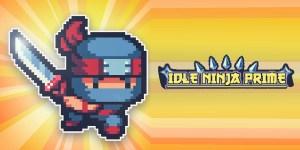 Portada del juego Ninja Prime: Tap Quest