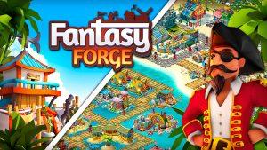 Portada del juego Fantasy Forge