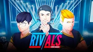 Portada del juego RIVALS Esports MOBA Manager