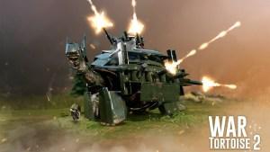 Portada del juego War Tortoise 2
