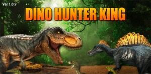 Portada del juego Dino Hunter King