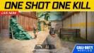 One Shot One Kill llega de nuevo a Call of Duty Mobile