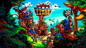 Portada del juego Towerlands