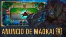 Maokai es el nuevo campeón que llegará a Legends of Runeterra