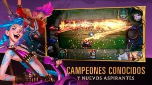 Campeones en Legends of Runeterra