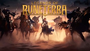 Portada del juego Legends of Runeterra