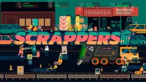 Portada del juego Scrappers
