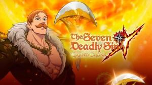 Portada de Escanor en The Seven Deadly Sins: Grand Cross