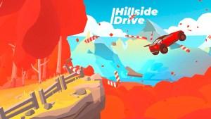 Portada del juego Hillside Drive Racing Android